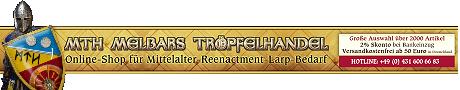 Banner Mittelalter - Reenactement - Larp - Bedarf