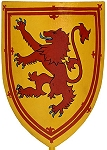 Abb. Ritterschild Wappenschild