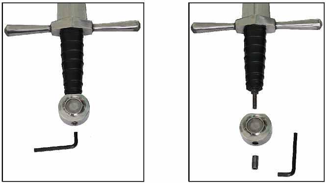 Verschraubung Usr-Velunt-Schaukmapfschwerter