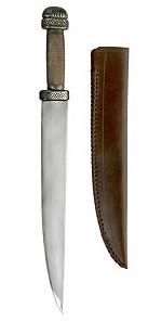 Abb. Wikingerschwert - Sax