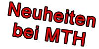 Neue Produkte bei MTH