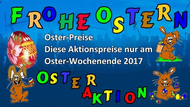 Oster Aktion 2017 Wikinger- und Wurfäxte
