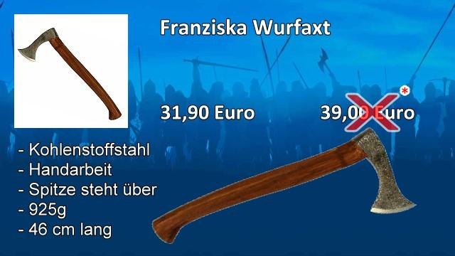 Fransika Wurfaxt