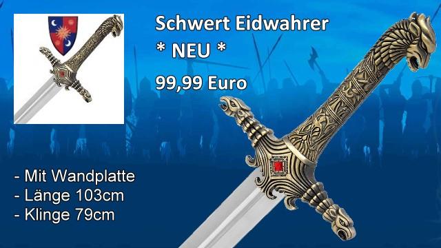 Schwert Eidwahrer M2HA1016