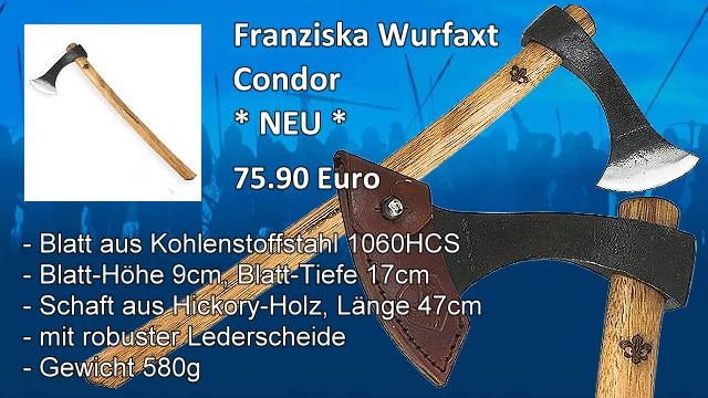 Franziska Wurfaxt Condor