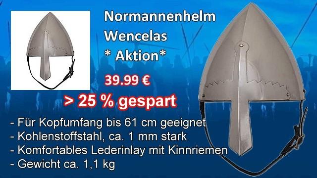 Normannenhelm Wencelas