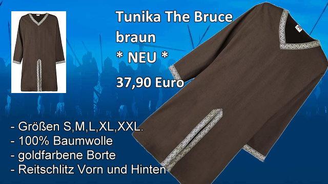 Tunika The Bruce braun