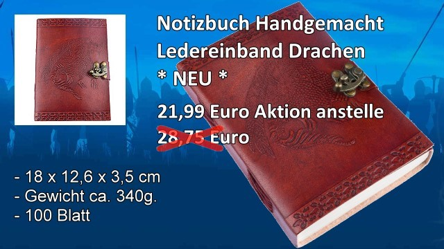 Lederbuch M1HS5821