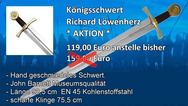 Schwert Loewenherz M2S5777