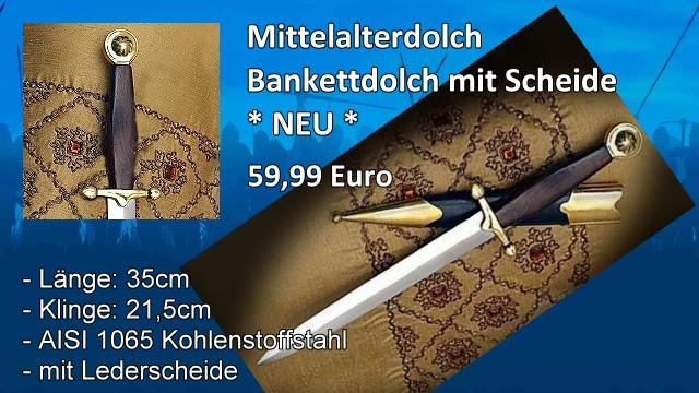 Mittelalterdolch