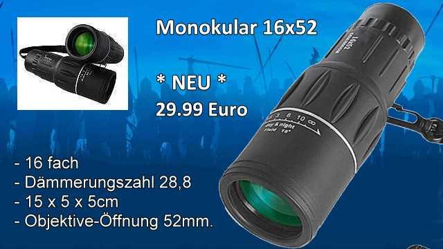 Monokularx16 W5MIB00891239