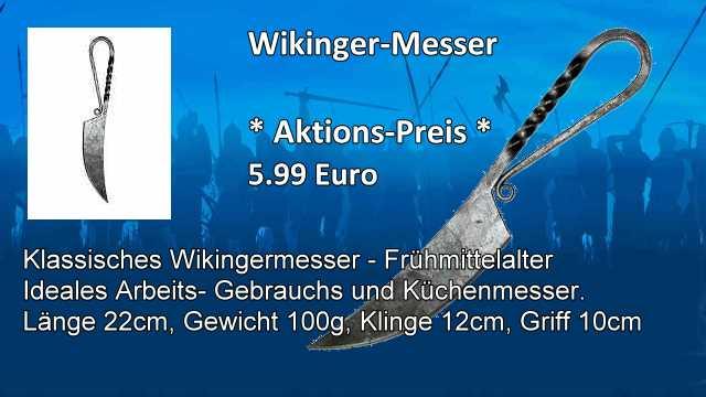 Wikingermesser TM23012