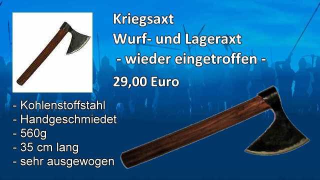Wurfaxt-TM29103