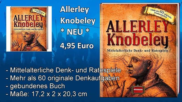 Buch Allerley Knobeley