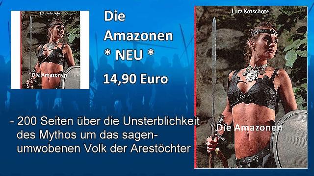 Buch Die Amazonen