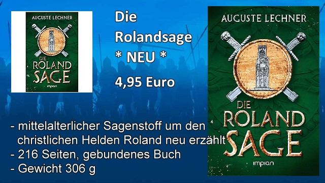 Buch Roland Saga