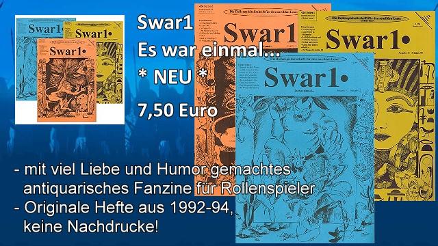 Fanzine Swar1 Es war einmal
