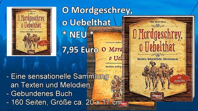 Mordgeschrei und Uebbeltat MVB9783955402174