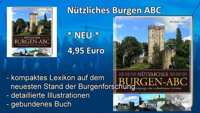 Buch Nuetzliches Burgen ABC