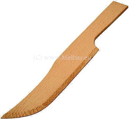 Holzmesser groß Länge: 295mm