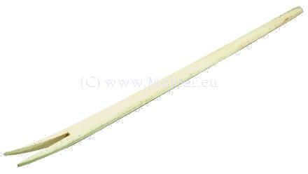 Holzgabel abgerundet Länge: 270mm