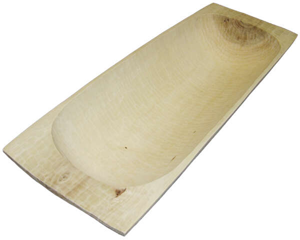Backtrog Holz Handarbeit 100cm