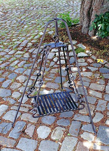 Schwenkgrill-Rost