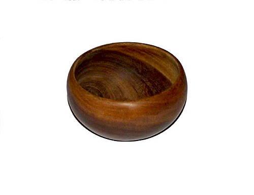 Holzschale groß Akazie