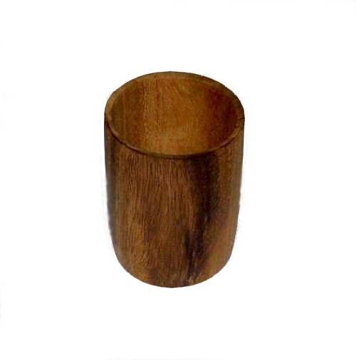 Holzbecher aus Akazie