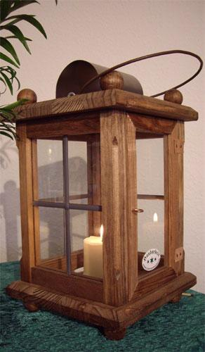 Laterne Holz Stecksystem Avantgarde ~ Holz Laterne Pictures to pin on Pinterest