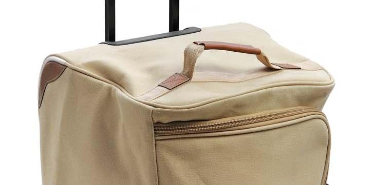 Bild Nr. 5 Canvas Trolley Reisetasche