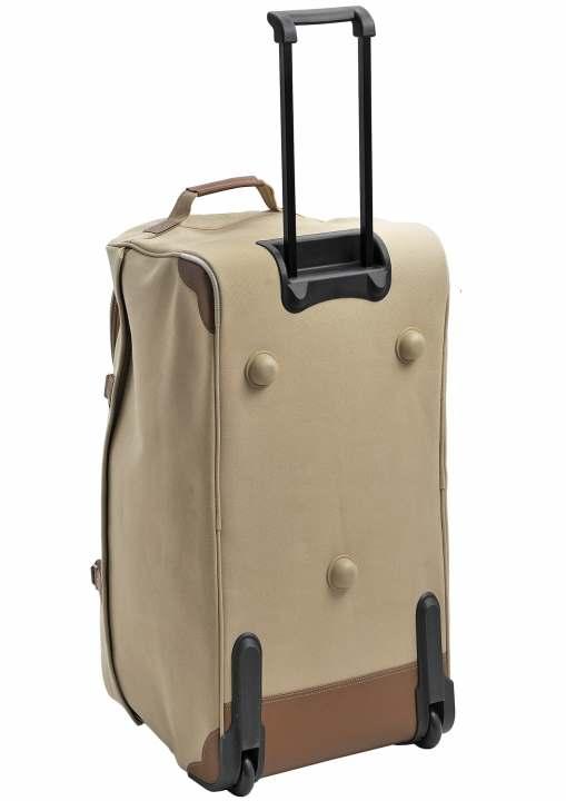 Bild Nr. 7 Canvas Trolley Reisetasche