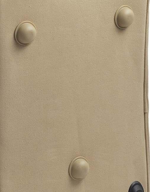 Bild Nr. 8 Canvas Trolley Reisetasche