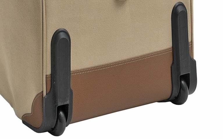 Bild Nr. 10 Canvas Trolley Reisetasche