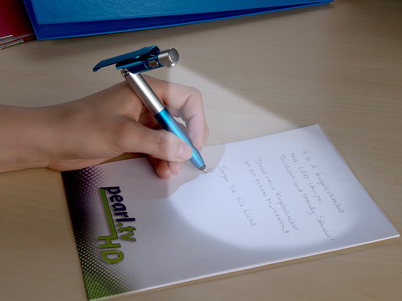 Bild Nr. 8 Markt Multi-Pen 4in1
