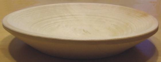 Mittelalter Holzschale