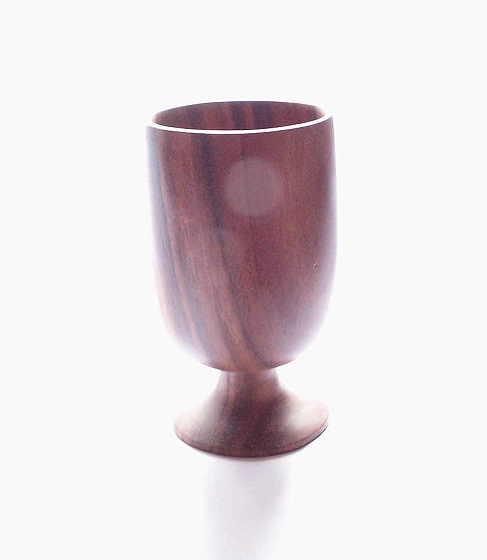 Bild Nr. 2 Bierbecher Holz