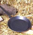 Kueche Mittelalter-Pfanne