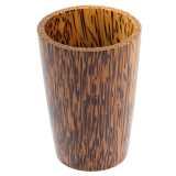 Becher Holzbecher Kokos
