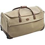 Transportieren Canvas Trolley Reisetasche