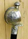 Schwerter Piratensäbel Störtebeker Säbel mit Scheide