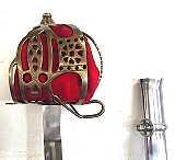 Schwerter Schaukampf Basket Hilt