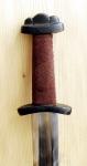 Abb. Wikinger Schaukampfschwert (Wildleder Antik)