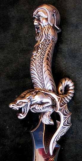 Bild Nr. 2 Dolch Merlin