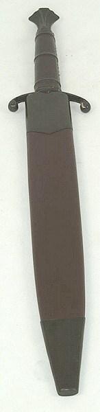 Bild Nr. 3 Mittelalter Dolch