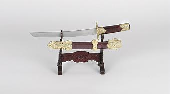Dekorations - Samuraischwerter
