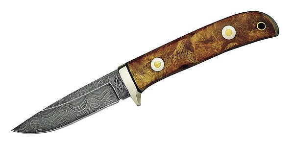 Damasst Messer 49 Lagen Abb. Nr. 1