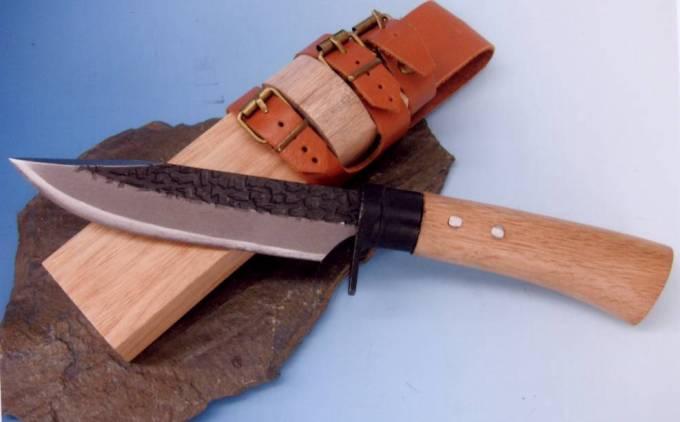 Landsknecht-Messer preiswert Abb. Nr. 1