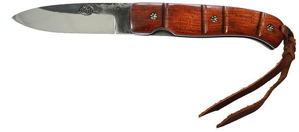 Mittelalter Taschenmesser handgeschmiedet