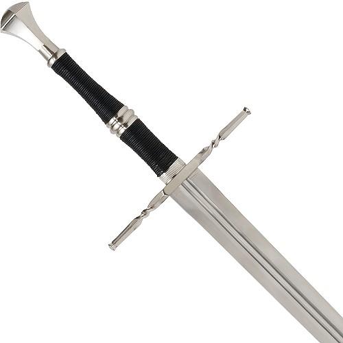 Bild Nr. 2 Zweihandschwert mit Schwertgehänge